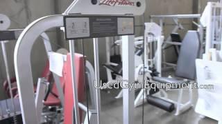 Life Fitness Pro Seated Leg Press