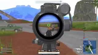 Perseguindo o Riquixá | PuBG Lite - Gameplay part. Jaguuara, CelPhoenix