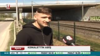 Hollanda'da Türk genci can kurtardı