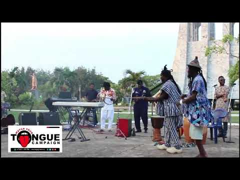 PEOPLE FROM SWEDEN DANCE'S TO OUR GHANAIAN MUSIC