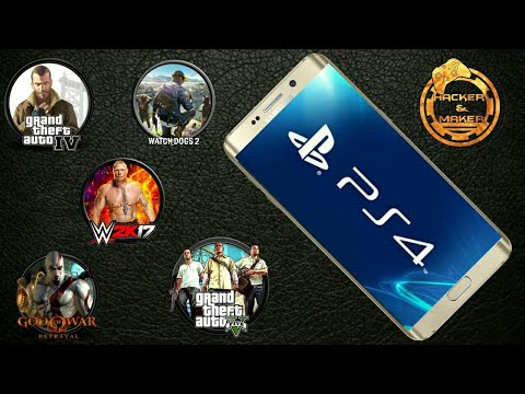 How To Download Ps4 Emulator For Android Youtube