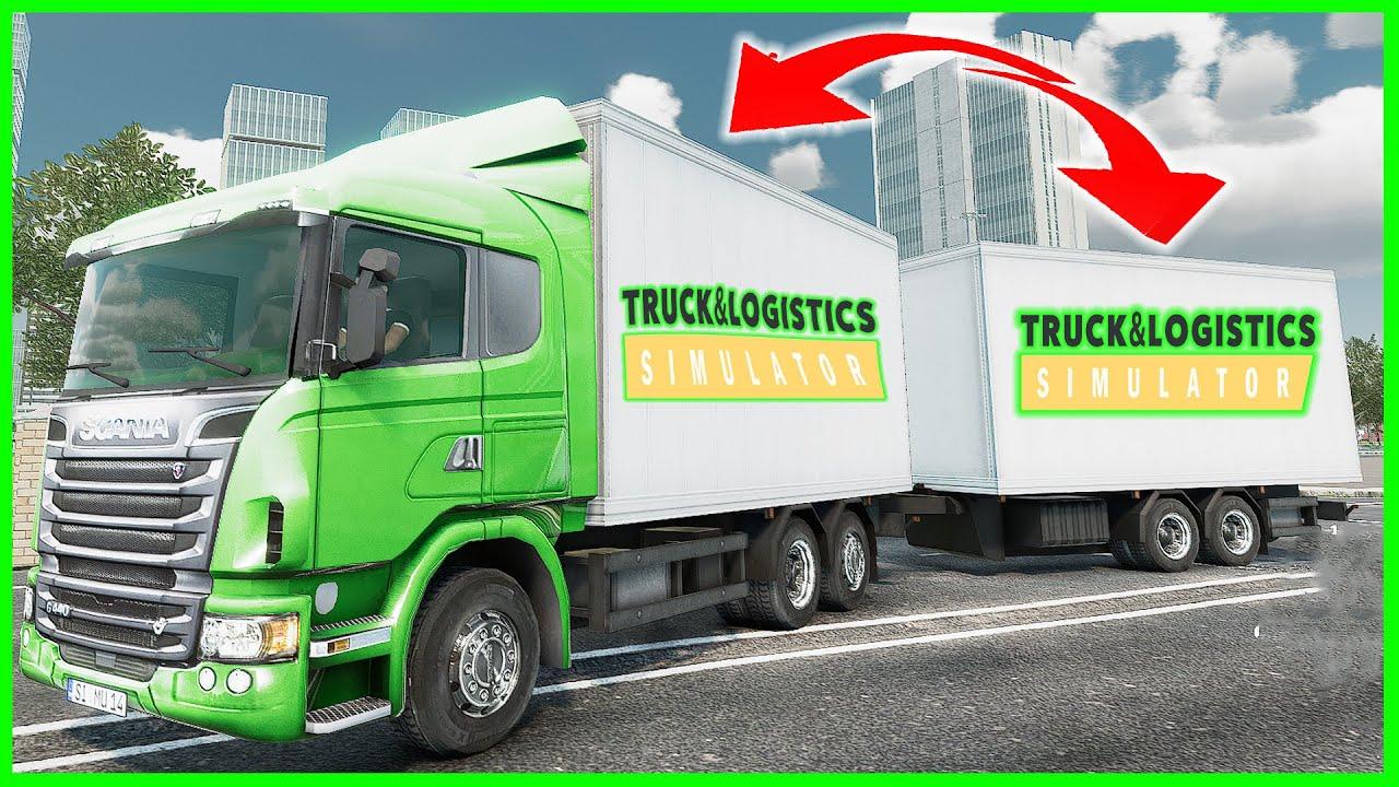 DOBLE REMOLQUE CON DOBLE DESAFIO | #4 Truck and Logistics ...