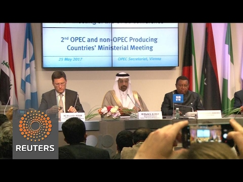 Oil down despite OPEC deal