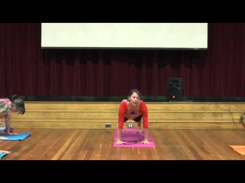 Yoga with Melissa - Session 2