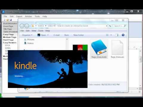Ultimate Ebook CReator - How To Create Simple Interactive Ebooks