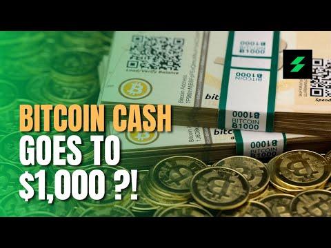 Bitcoin Cash Breaks Long-term Resistance Line!