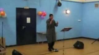 ya ali reham wali -real arabic style song sung by Gethesh sY