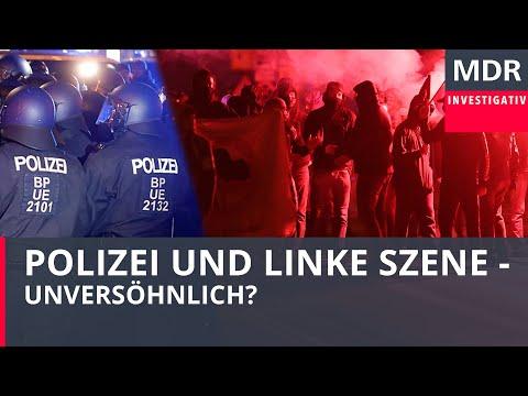 Leipzig: Polizei und