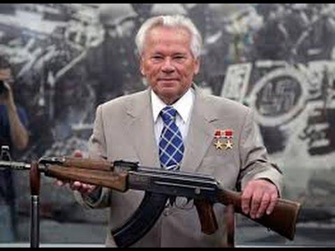 挑戰新聞軍事精華版--俄國「AK-47」步槍發明人辭世