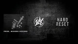 VINTAGEMAN - Hard Reset prod. MISERE RECORD (Scratch: VINTAGEMAN)
