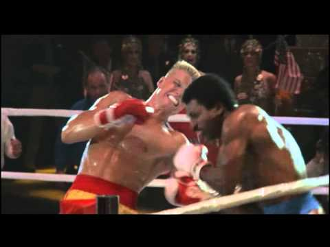 Rocky IV Trailer ita