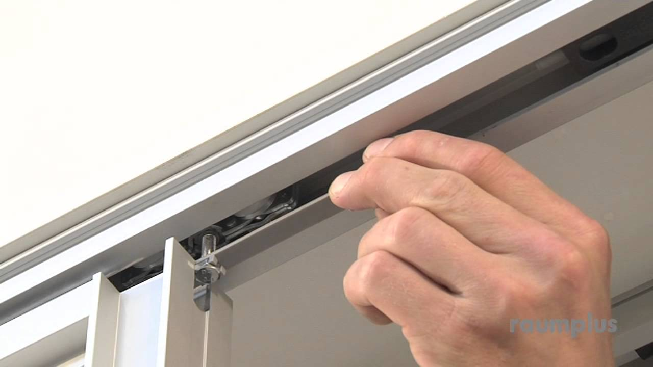 Sliding door s800 - Air System Synchronize Fittings Installation