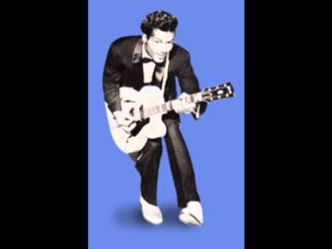 Chuck Berry-House of Blue Lights