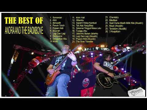 Lagu terbaik Andra and The Backbone
