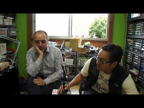 The Hackaday Prize 2015 Judge Discussion - Akiba and Nava