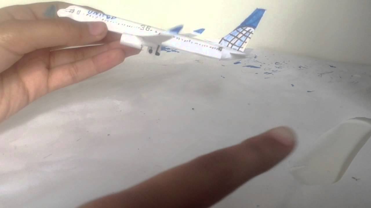 Papercraft My paper model planes 2