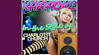 The Holy City (In the Style of Charlotte Church) (Karaoke Version)