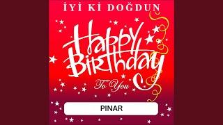 İyi Ki Doğdun Pınar