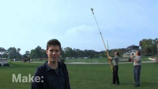 Maker Workshop  Pole Camera on MAKE: television