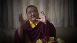 Shamar Rinpoche's response to the Private office of HH the Dalai Lama Part 3/3