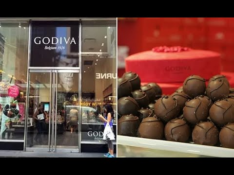 Godiva to shut down all 128 brick-and-mortar stores in North America