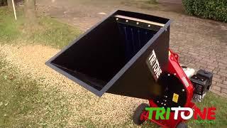 Broyeur de branches thermique Tritone Maxi moteur Honda GX390 Ceccato Olindo