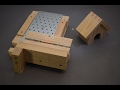 Building a box joint jig for my homemade router table