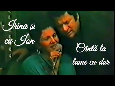 IMAGINI EXTRAORDINARE! IRINA LOGHIN SI ION DOLANESCU - Duet pe viu (1993)