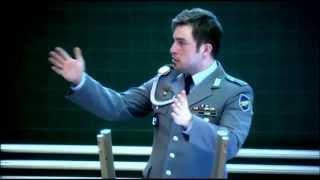"""Klartext #1: Ehemaliger Fallschirmjäger über """"Afghanistan und Kampfeinsatz"""" - mit Johannes Clair"""