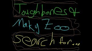 ToughBones and Maky Zoo Search for a Good Game to Play (but they start with Roblox)