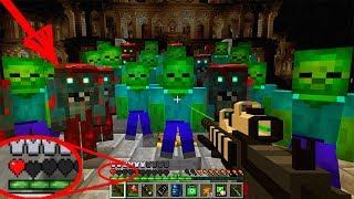 Новые Зомби! День 58. Зомби Апокалипсис в Майнкрафт