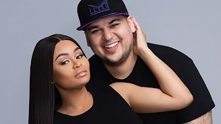 It's a Girl! Blac Chyna and Rob Kardashian Welcome New Daughter Dream