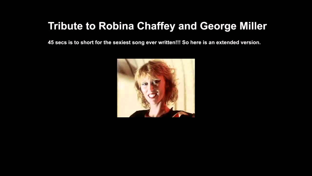 robina chaffey
