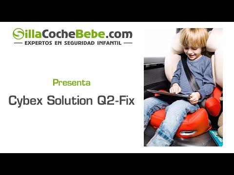 cybex solution q fix plus 2 3 doovi. Black Bedroom Furniture Sets. Home Design Ideas