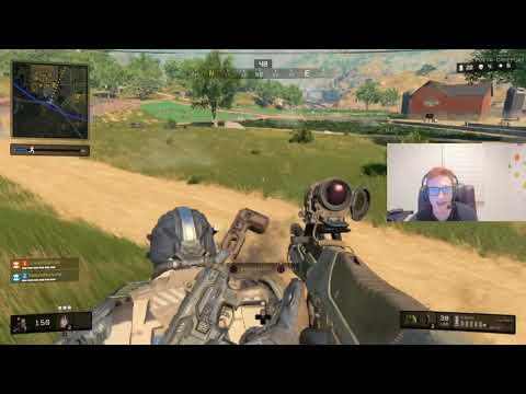 The Old Duo (Nadeshot and Scump) Rip Wigs: Call of Duty Blackout