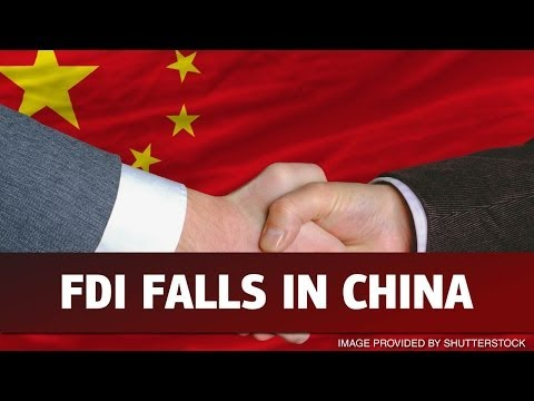 China Changes to FDI in China