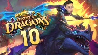 Descent of Dragons Review #10 KELESETH AS A SPELL?! | Hearthstone