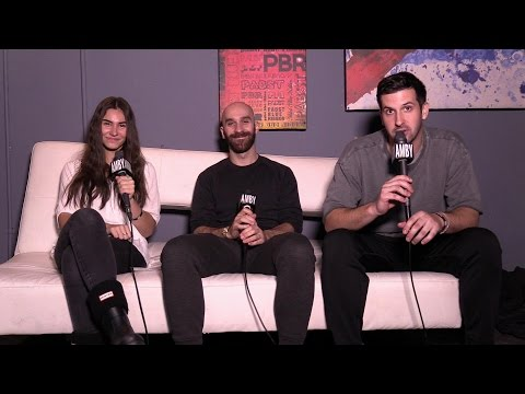 Interview with X Ambassadors (Round Two)