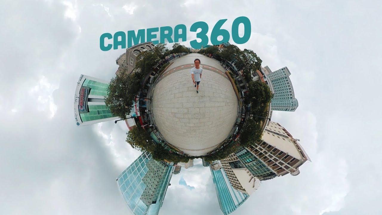 Đã đến lúc sử dụng camera360 // ft. Insta360 ONE R