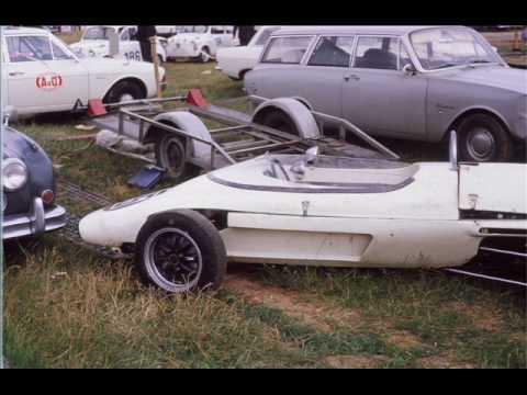 Mainz Finten International Races July 11, 1965, Don Stark