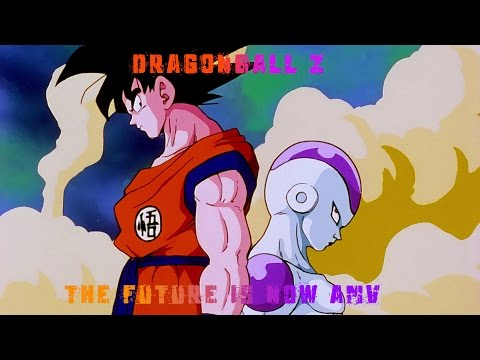 DragonBall Z AMV ♫ The Future Is Now ♫