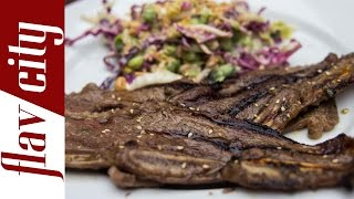 Grilled Korean Short Ribs - Easy Ribs Recipe