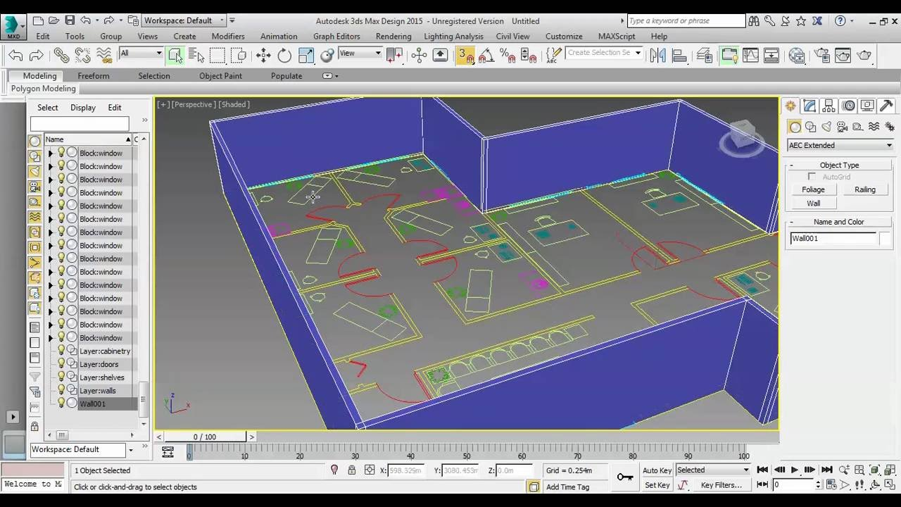 how to import autocad file in sketchup make