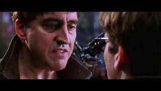 Доктор Октавиус похищает Мэри Джейн. Человек-паук 2. 2004