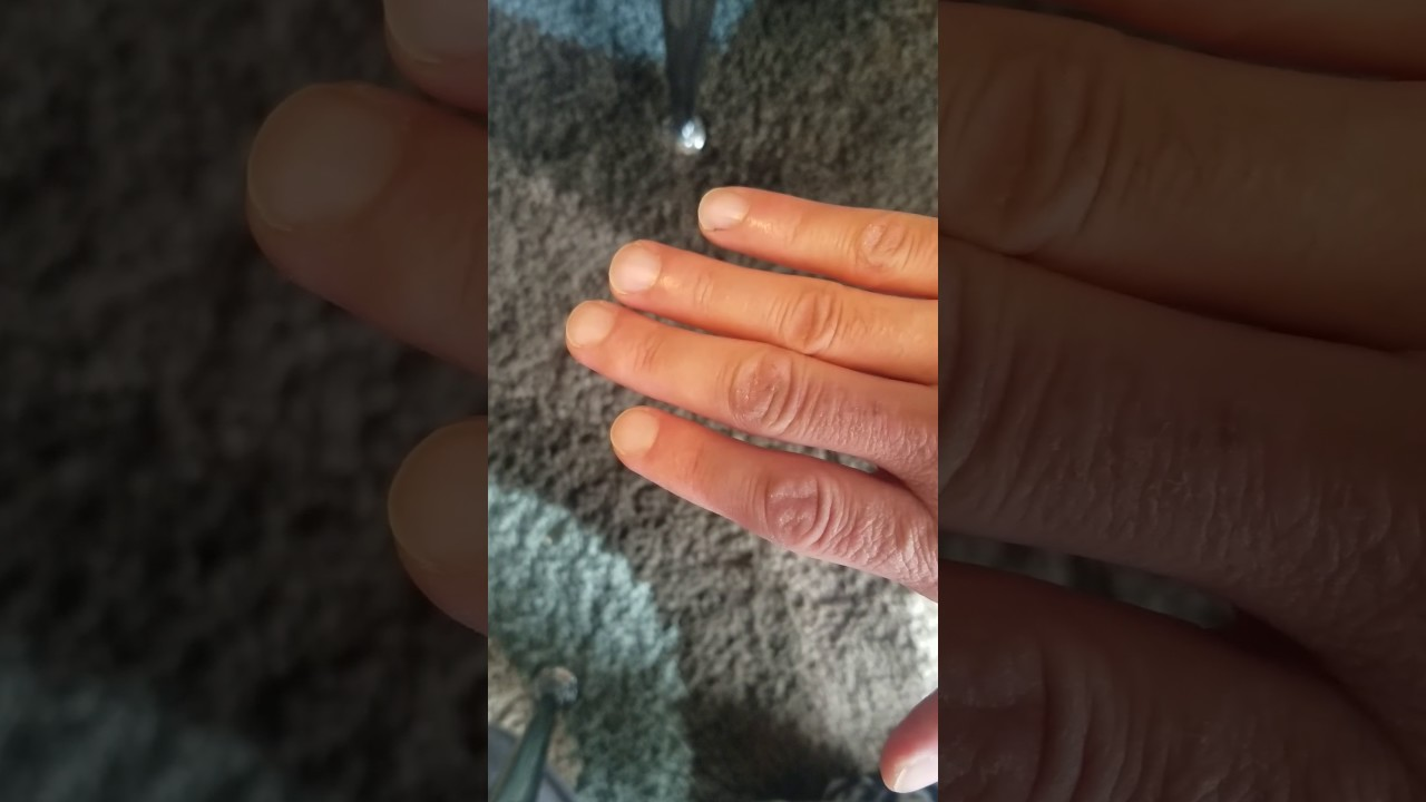 Apply cuticle softener - YouTube