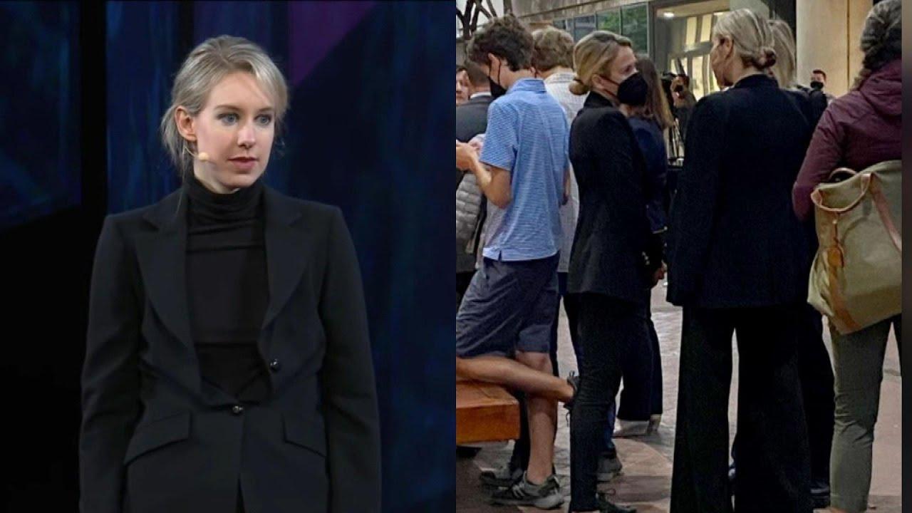 Download Meet 'Holmies,' Fans of Disgraced Billionaire Elizabeth Holmes