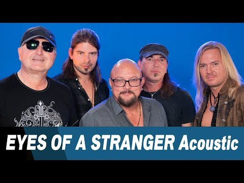 Bonfire and Friends - Geoff Tate - EYES OF A STRANGER acoustic @ROCKANTENNE