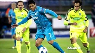 видео «Зенит» проиграл «Генту» в Лиге чемпионов