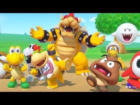 Super Mario Party - Intro Cutscene