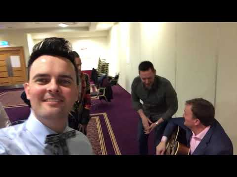 The Ennis Brothers Vlog - Sunday World Country Music Awards 2020
